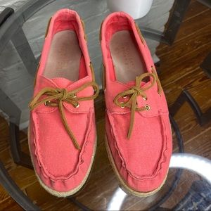 Madden Girl Kendall & Kylie Deckers Boat Shoes 10